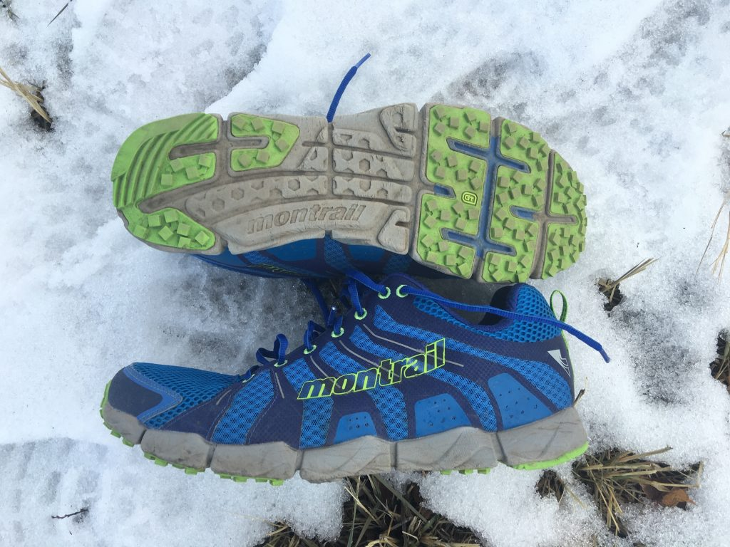 chaussure trail north face ultra mt